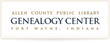 Allen County Public Library Genealogy Center